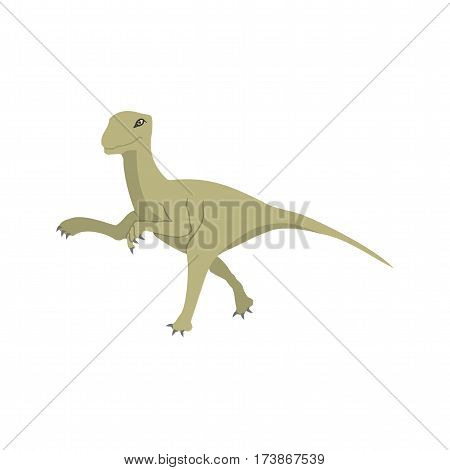 Museum, dinosaur, science icon vector image. Can also be used for museum. Suitable for mobile apps, web apps and print media.
