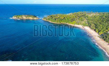 Playa Cerro Gordo Vega Alta Puerto Rico Beach