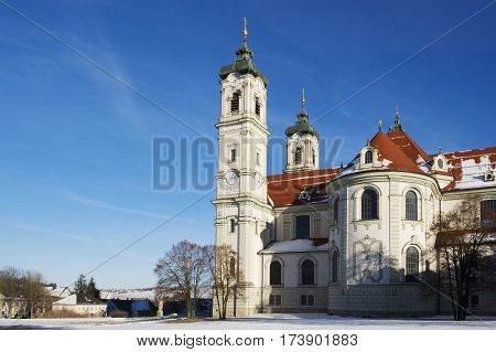 Monastery Ottobeuren