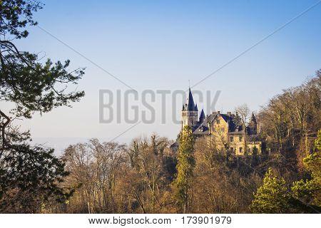 Paehler Hochschloss In Bavaria