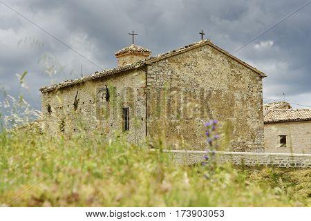 Historic Church Elcito