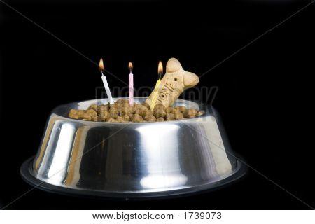 Dog'S Birthday Cake
