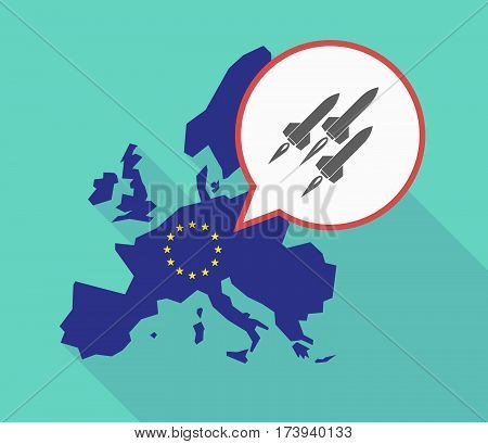 Eu Map With Missiles