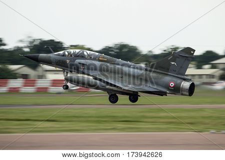Ramex Delta Landing At Riat