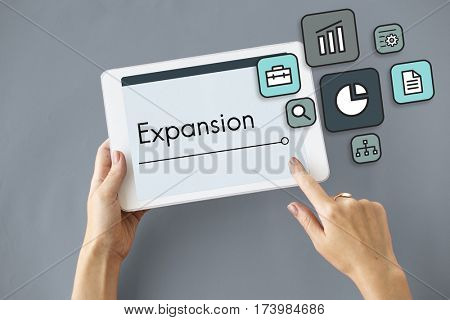 Business Venture Target Goals Expansion Entrepreneur