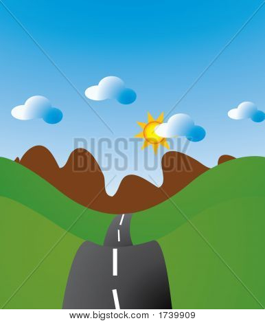 Road To The Heaven