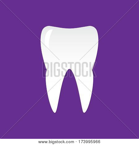 Dental health care and oral hygiene. Health care vector
