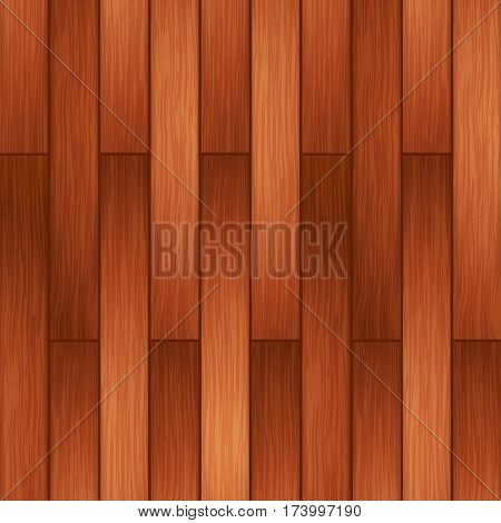 Wooden floor tile texture background layout. Vector illustration