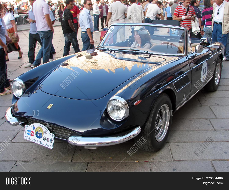 Milano Italy Image Photo Free Trial Bigstock