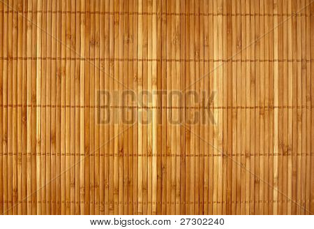 Wicker texture bamboo wood background