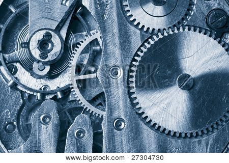 old clockwork, dual tone
