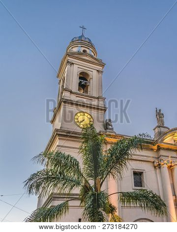 Montevideo Basilica, Old Town, Montevideo