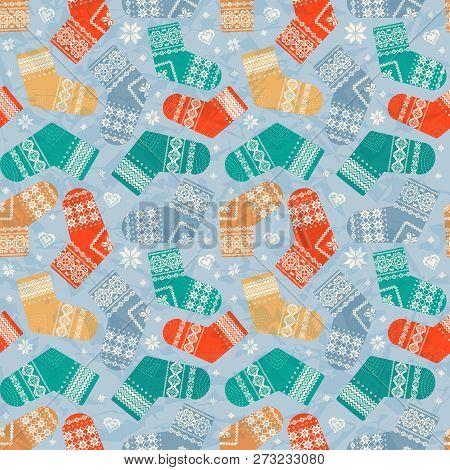 Winter Socks Pattern