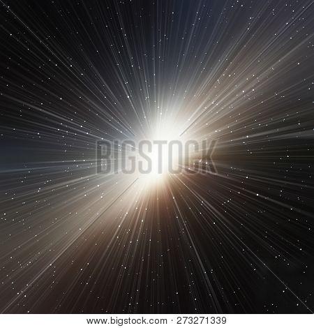 Supernova Explosion In Space Exploding Supernova In Space