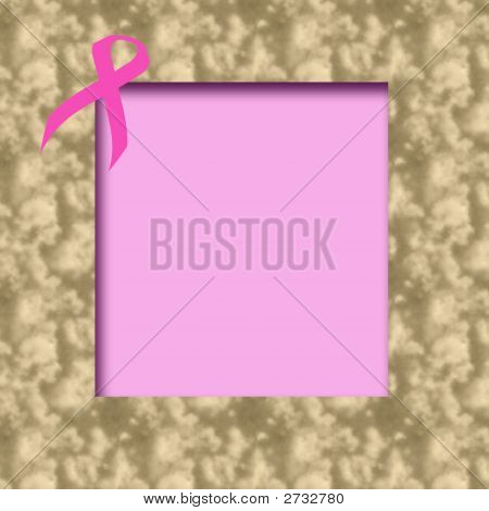 Pink Ribbon Scrapbook