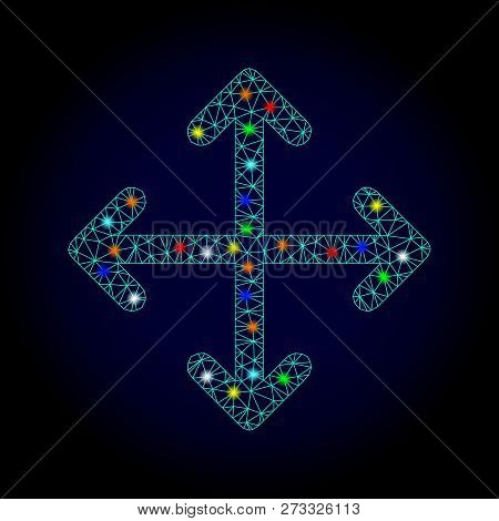 Glossy Polygonal Mesh Vector & Photo (Free Trial) | Bigstock
