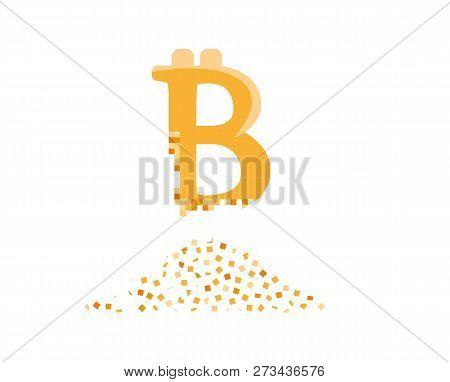 Crashing Bitcoin Into Small Pieces