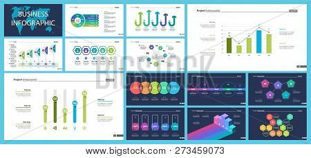 Creative Business Inforgraphic Design Set Can Be Used For Presentations, Annual Report, Web Design.