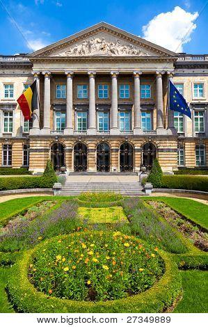 Belgian Federal Parliament, Brussels