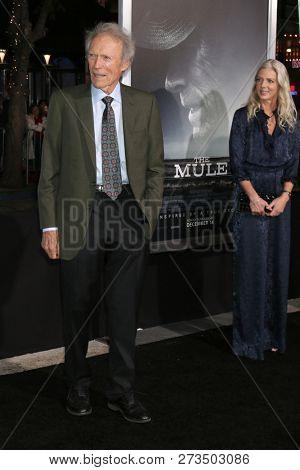 LOS ANGELES - DEC 10:  Clint Eastwood at the