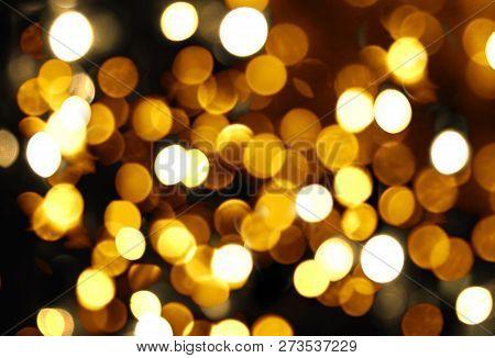 Abstract, Background, Black, Blaze, Spot, Blurred, Bokeh, Bright, Christmas, Color, Decoration, Desi