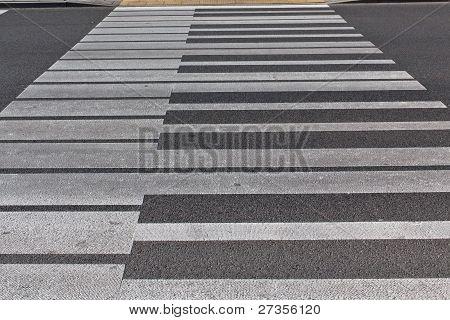 Piano Crosswalk