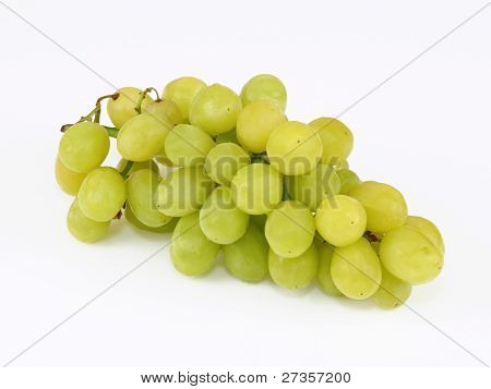 Stock Photo: Fresh Grapes