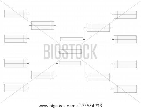 Empty Tournament Vector Photo Free Trial Bigstock