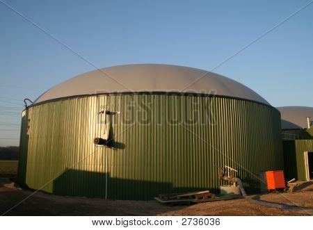 Biogas Plant