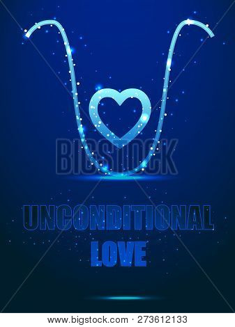 Psychology. Unconditional Love - An Elixir For The Soul. Frame Structure.