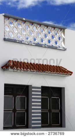 Tropical Spanish Windows