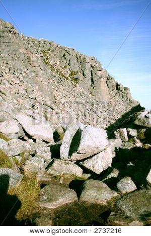 Creag A' Chalamain Gap, Cairngorms