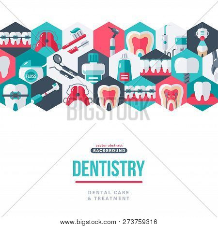 Dentistry Tooth Care Vector Photo Free Trial Bigstock