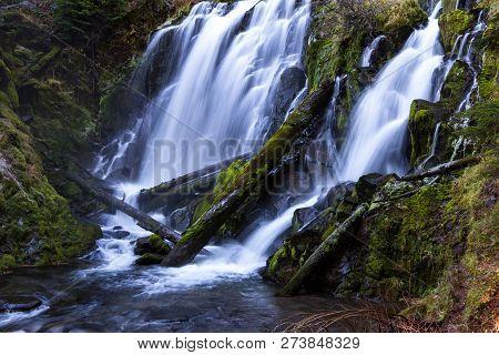 National Creek Falls, Oregon