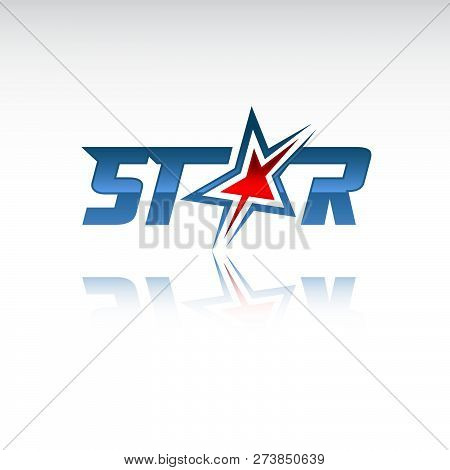 Star Concept Logo, Star Color Vector Logo,star Color Icon, Star Rating, Rank. Star Astrology Symbol.
