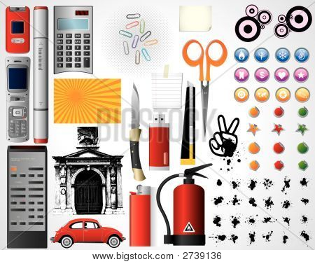 High Value Vector Pack