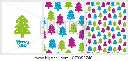 Cute Simple Christmas Vector \u0026 Photo (Free Trial)