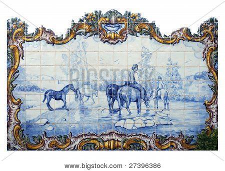 Portugal Old ceramic