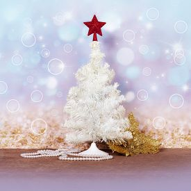 Christmas Decor For Design Xmas Cards, Banners And  Site