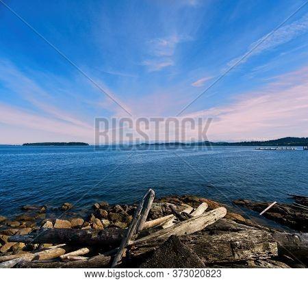 Shore Of Sidney Bc