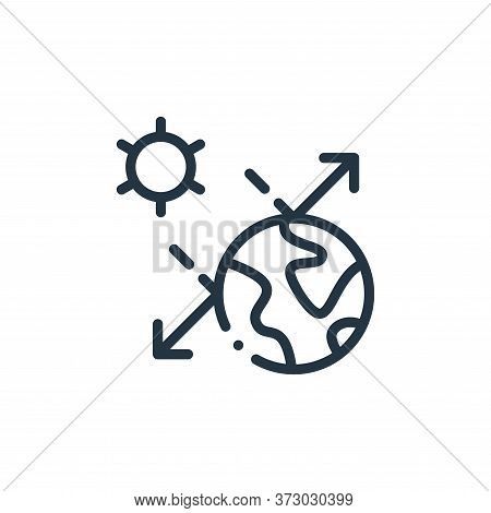 solar icon isolated on white background from  collection. solar icon trendy and modern solar symbol