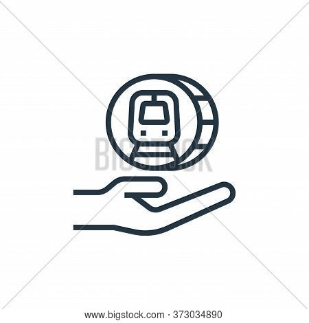 save money icon isolated on white background from  collection. save money icon trendy and modern sav