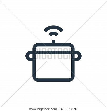 pressure icon isolated on white background from  collection. pressure icon trendy and modern pressur