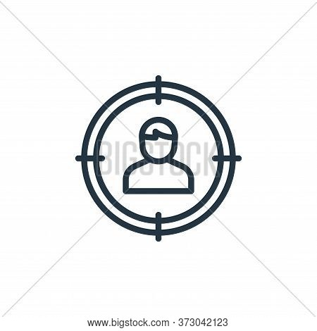 client icon isolated on white background from  collection. client icon trendy and modern client symb