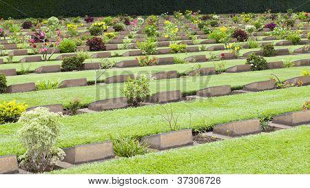 Gravestone Of World War Ii