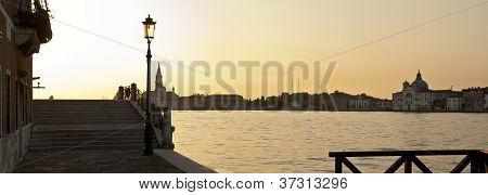 Sunrise At La Giudecca