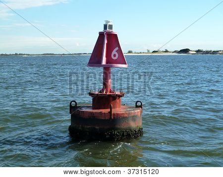 buoy number 6