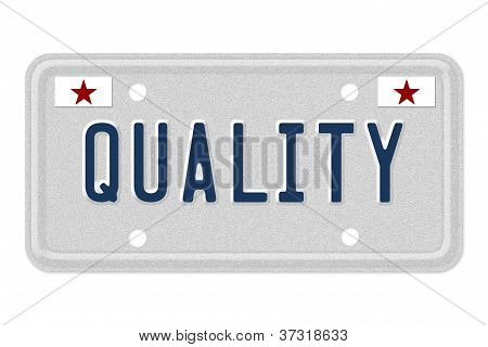 Quality In New Cars