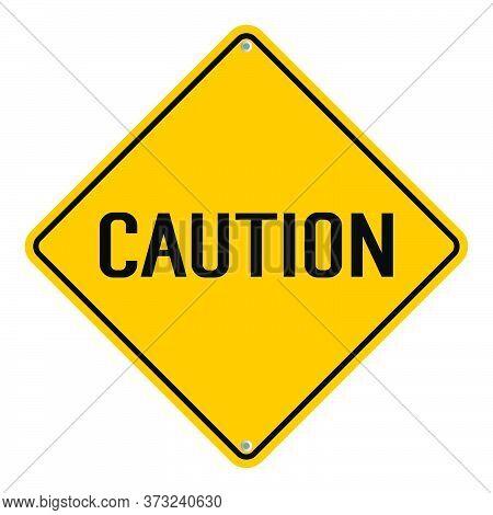 01-caution Sign