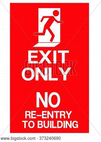 09-emergency Exit, Fire Extinguisher Sign
